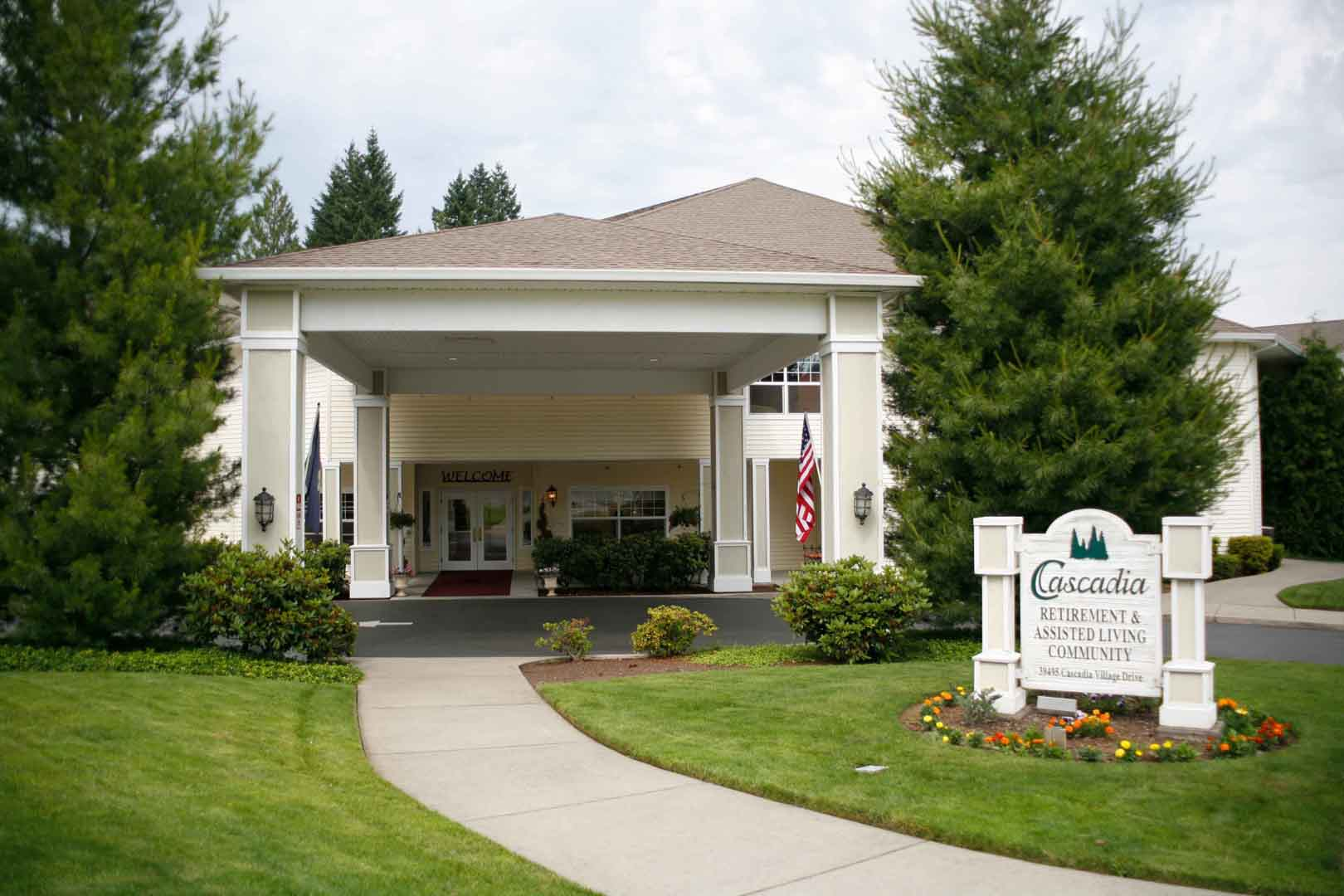 Retirement Community Assisted Living In Sandy Oregon