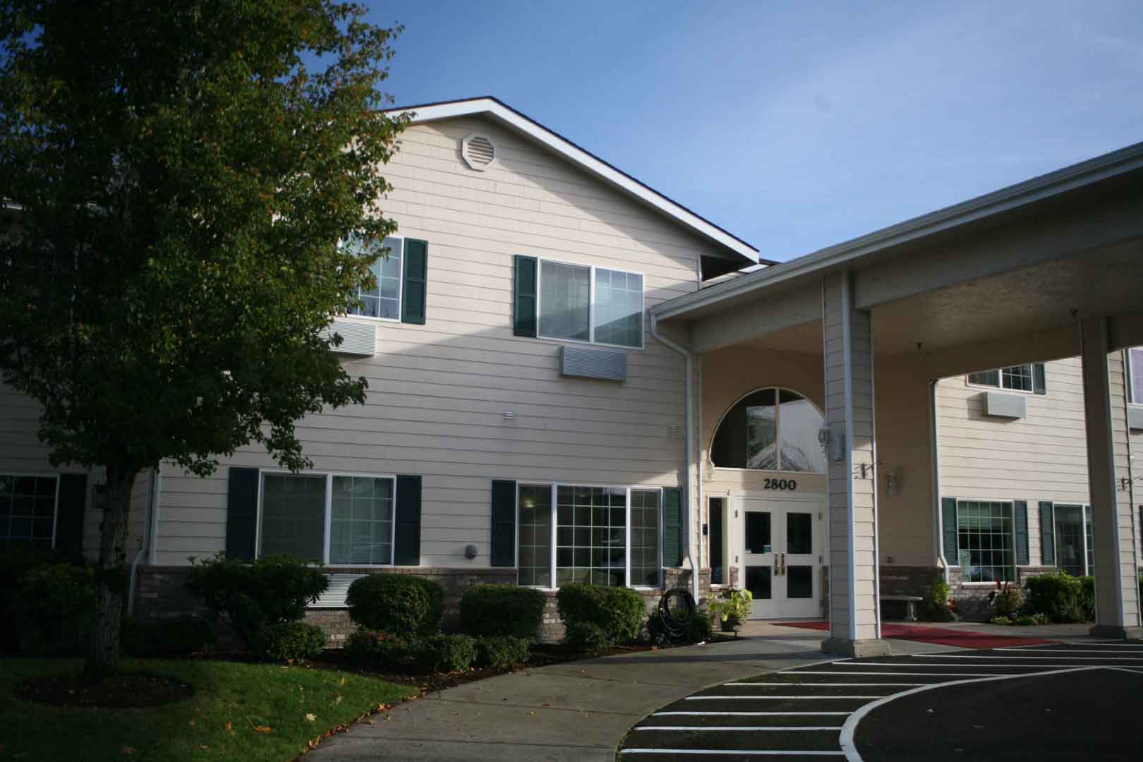 retirement community assisted living in albany oregon