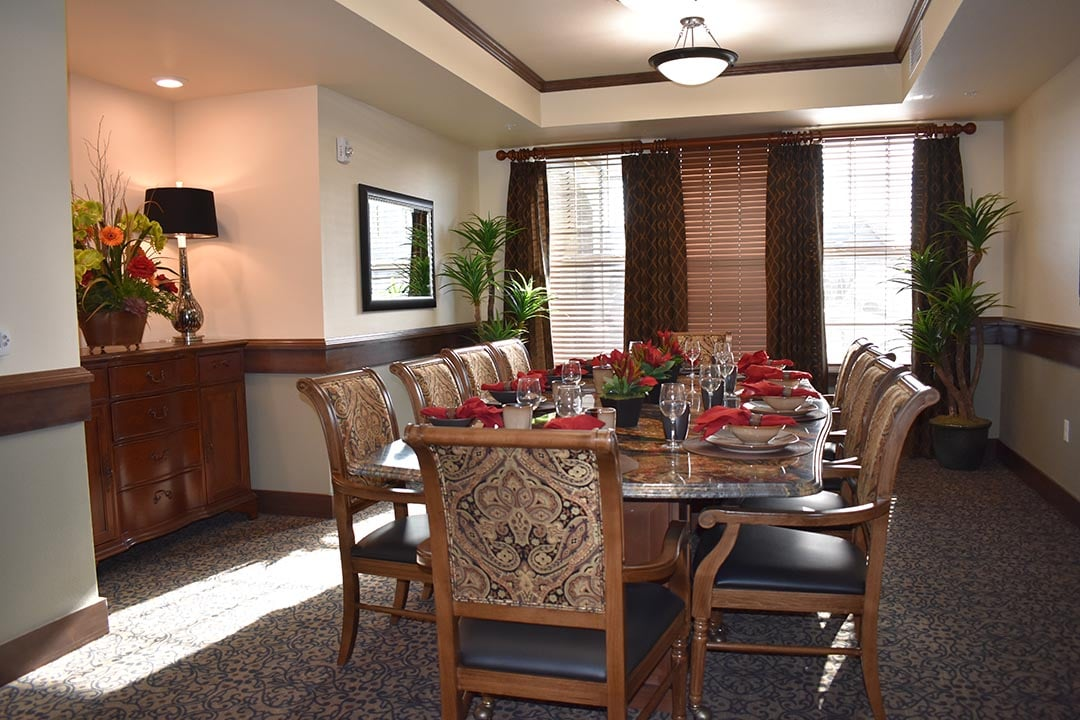 Senior Living Communities, Assisted Living In Keizer Oregon