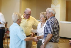 Senior community group
