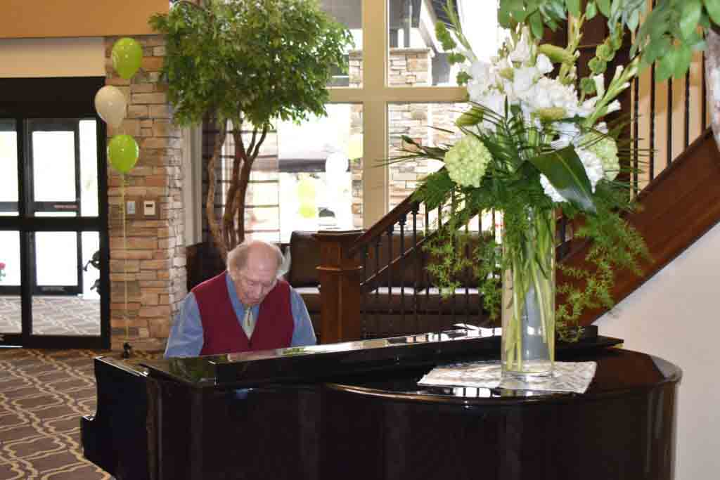 Instrument Senior Living Assisted Retirement Retire Music