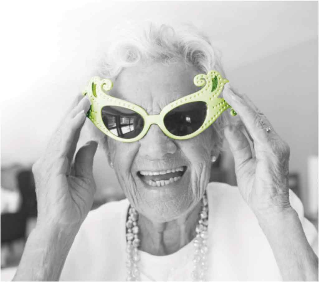 senior eye care assisted living memory retirement seniors