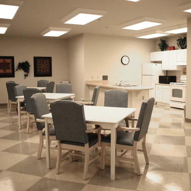 Senior Activity Room Spring Creek