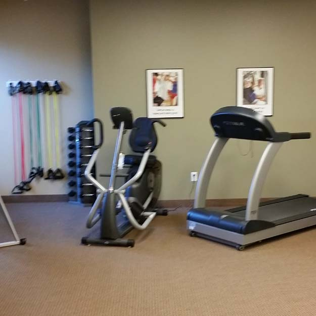Seniors fitness center at Salmon Creek