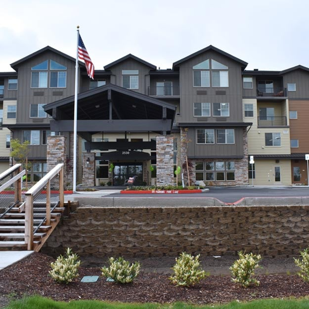 Vancouver Living: Assisted Living And Senior Living - Medford, OR