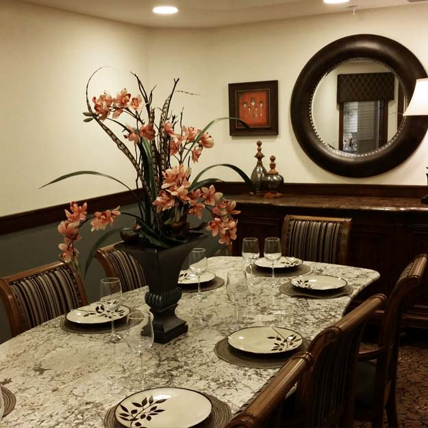 Residents Private Dining Salmon Creek