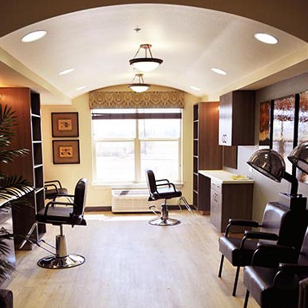 Seniors Hair Salon Salem