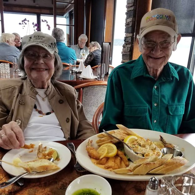 Healthy food options for Seniors