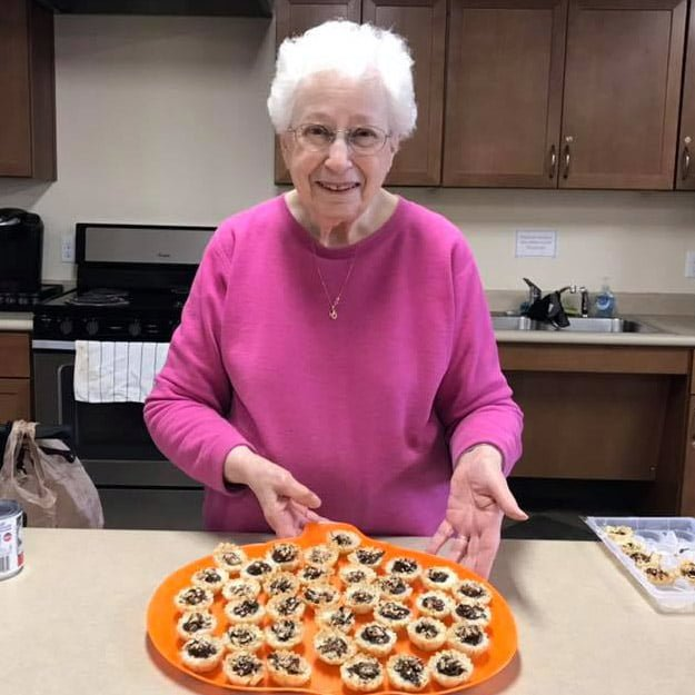 Assisted Living Cooking