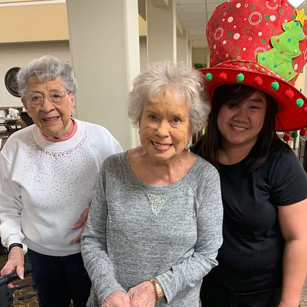 Retirement living makes seniors smile in Bonney Lake Washington