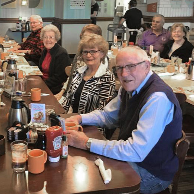 Independent living community seniors enjoy assisted living and memory care