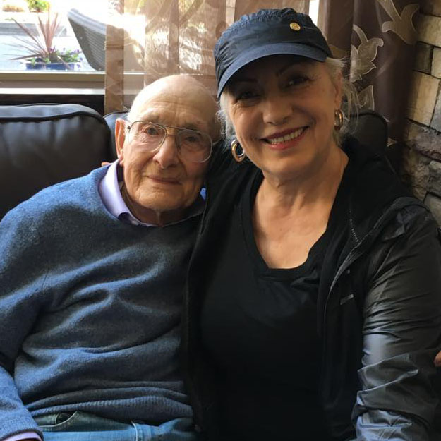 Memory care people spend time smiling in their assisted living retirement